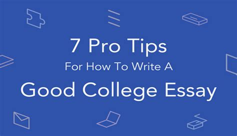29 Examples of College Essays Examples